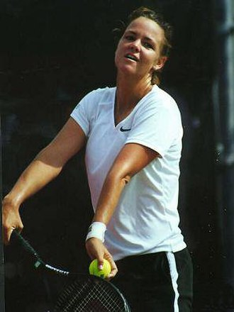 2001 WTA Tour - Lindsay Davenport won seven titles and ended the year at No. 1 in the singles ranking.