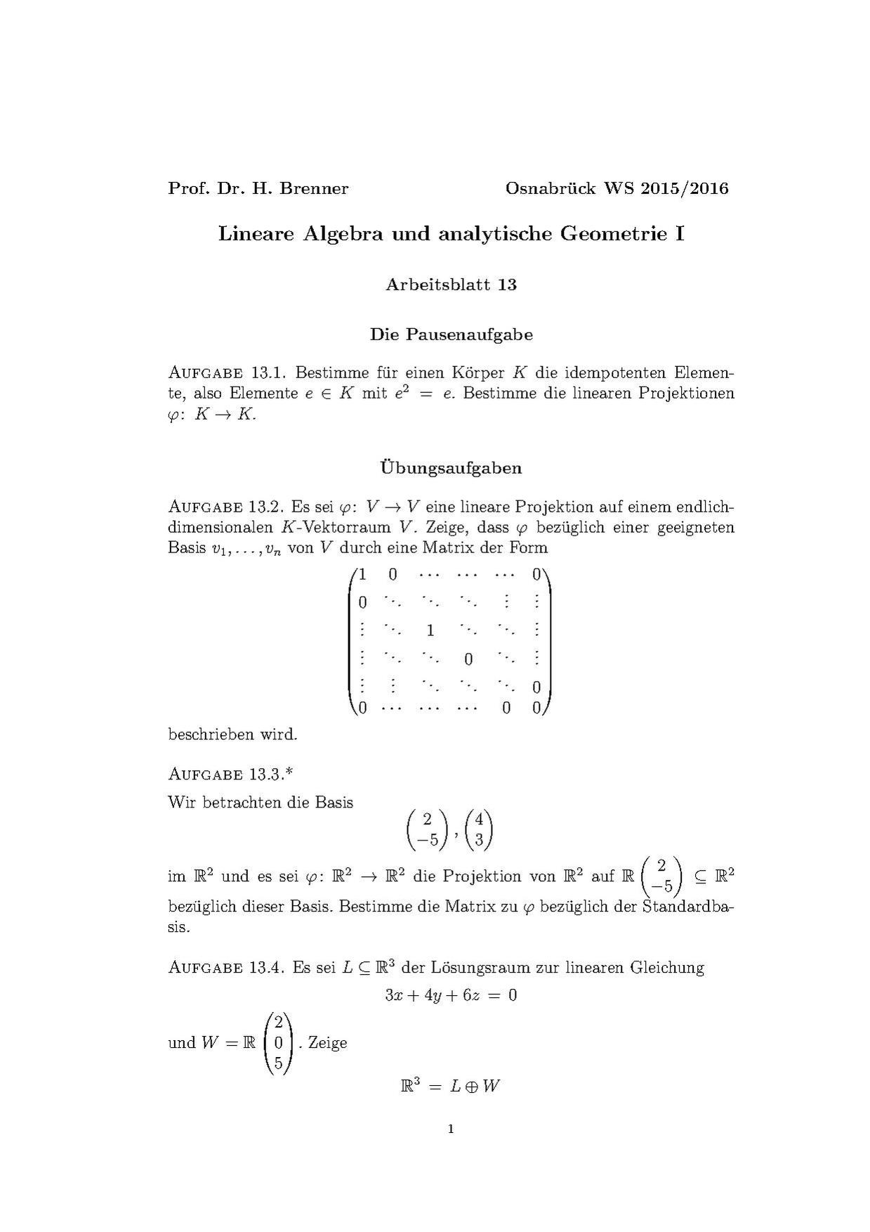 File:Lineare Algebra (Osnabrück 2015-2016)Teil IArbeitsblatt13.pdf ...