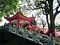 Lions Pavilion on kite Hill 鳶山獅子亭 - panoramio.jpg