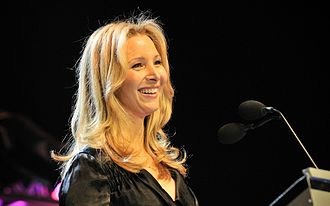 Lisa Kudrow - Kudrow at the 1st Streamy Awards