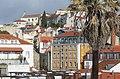 Lisbon, view to the house 130 Escolas Gerais.JPG