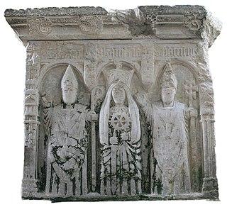 Mo Chutu of Lismore Irish saint, abbot of Rahan