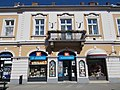 Listed building. - 12 Széchenyi Street, Eger, 2016 Hungary.jpg