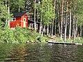 Liten sommarstuga vid Vatebosjön, 2009 - panoramio.jpg