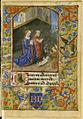 Livre d'heures à l'usage de Paris - BNF Lat1382 f33 (nativité).jpg