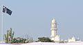 Liwa-e-Ahmadiyya and Minarat-ul-Massih.jpg