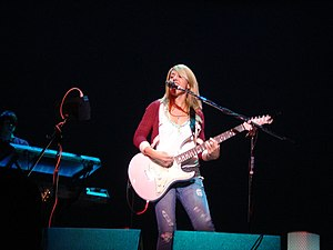Liz Phair - Liz Phair in concert, October 26, 2005