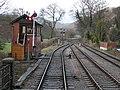 Llangollen Goods Yard signalbox - geograph.org.uk - 827422.jpg