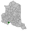 Localització de Llauró respecte del Rosselló.png