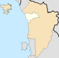 Location map of Alor Setar, Kedah.png