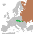 Location of the Carpathian Ukraine and Czechoslovakia during their assignment in 1948 2.png