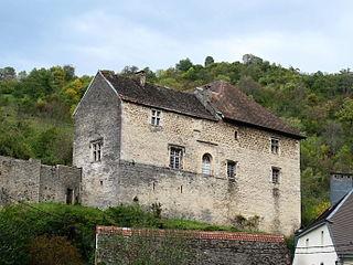 Lods (Ло), Franche-Comte - достопримечательности, путеводитель по городам Франции