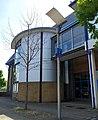 London-Woolwich, Woolwich High St, Leisure Centre 06.jpg