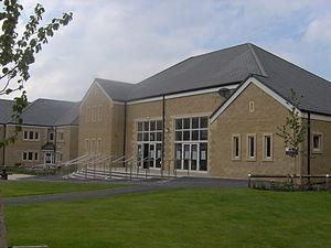 Lonsdale College, Lancaster - Image: Lonsdalecollegekidne y