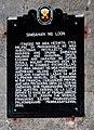 Loon Church historical marker.jpg