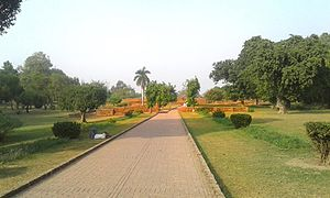 Shravasti district - Buddha Park