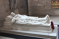 Lord Kitchener's tomb, St Paul's Cathedral, London.JPG