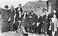 Los Amantes del Campo con Manuel Insua Santos 1935.jpg