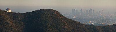 Esmog en Los Ángeles