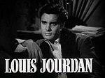 Schauspieler Louis Jourdan