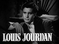 Louis Jourdan i trailern till Madame Bovary (1949)