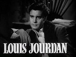 Louis Jourdan Madame Bovary (1949) elokuvan trailerissa