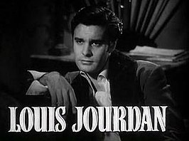 Louis Jourdan in de trailer van Madame Bovary (1949).