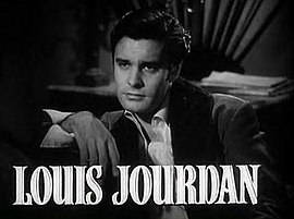Louis Jourdan elokuvan Madame Bovary (1949) trailerissa.