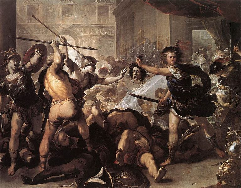 File:Luca Giordano - Perseus Fighting Phineus and his Companions - WGA9013.jpg