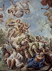 Prudence, by Luca Giordano