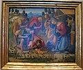 Luca signorelli, adorazione dei pastori (da predella), 1509-10 ca..JPG