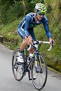 Luis Fernando Macías Mexican professional cyclist