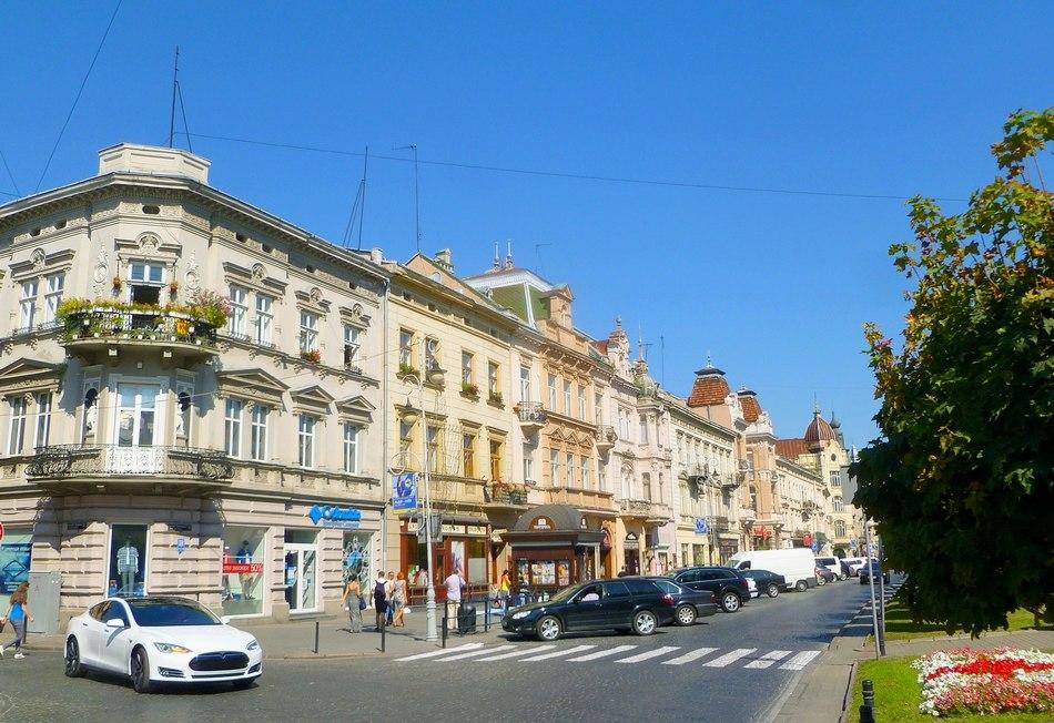 LvivShevchenkoAve