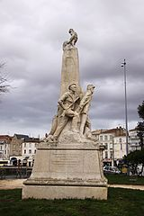 Memorial to the Soldiers and Sailors of Charente-Inférieure