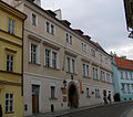 Městský dům (Hradčany), Praha 1, Loretánská 13, Hradčany.JPG