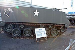 M59 armored personnel carrier - M59 APC D-cisive