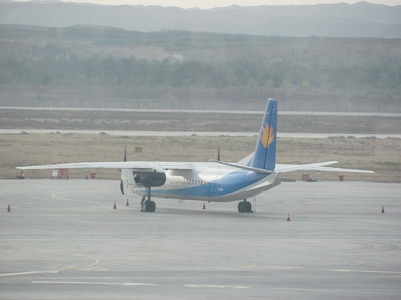 File:MA-60 at Yinchuan Airport.jpg