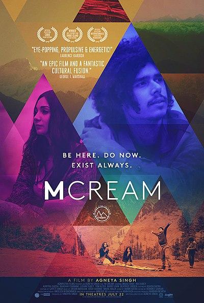 Picture of a movie: M Cream