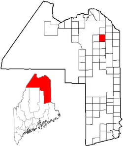 New Sweden Maine Wikipedia - Sweden maine map