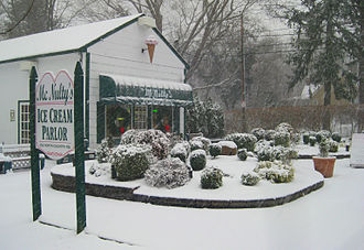Miller Place, New York - McNulty's Ice Cream Parlor, Since 1992