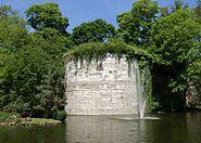 Maastricht - rijksmonument 28017 - rondeel Haat en Nijd 20100522