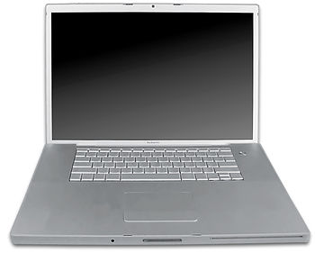 "A 17"" Apple MacBook Pro"