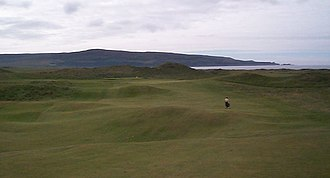 Machrie golf course - Machrie Golf Links