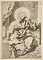 Madonna and Child with a bird, copy in reverse after Cantarini MET DP815129.jpg