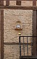 Madonna with child crescent balcony Segovia 2012 Spain.jpg
