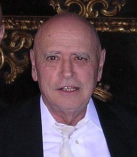 Sylvano Bussotti Italian composer of contemporary music