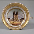 Magdeburger Dom, Porzellanmalerei, Innenbildtasse, D0995.jpg
