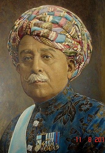 Maharao Khengarji III