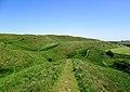 Maiden Castle Ramparts 3.jpg