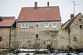 Mainbernheim, Badgasse 15, Stadtmauer, Feldseite-001.jpg